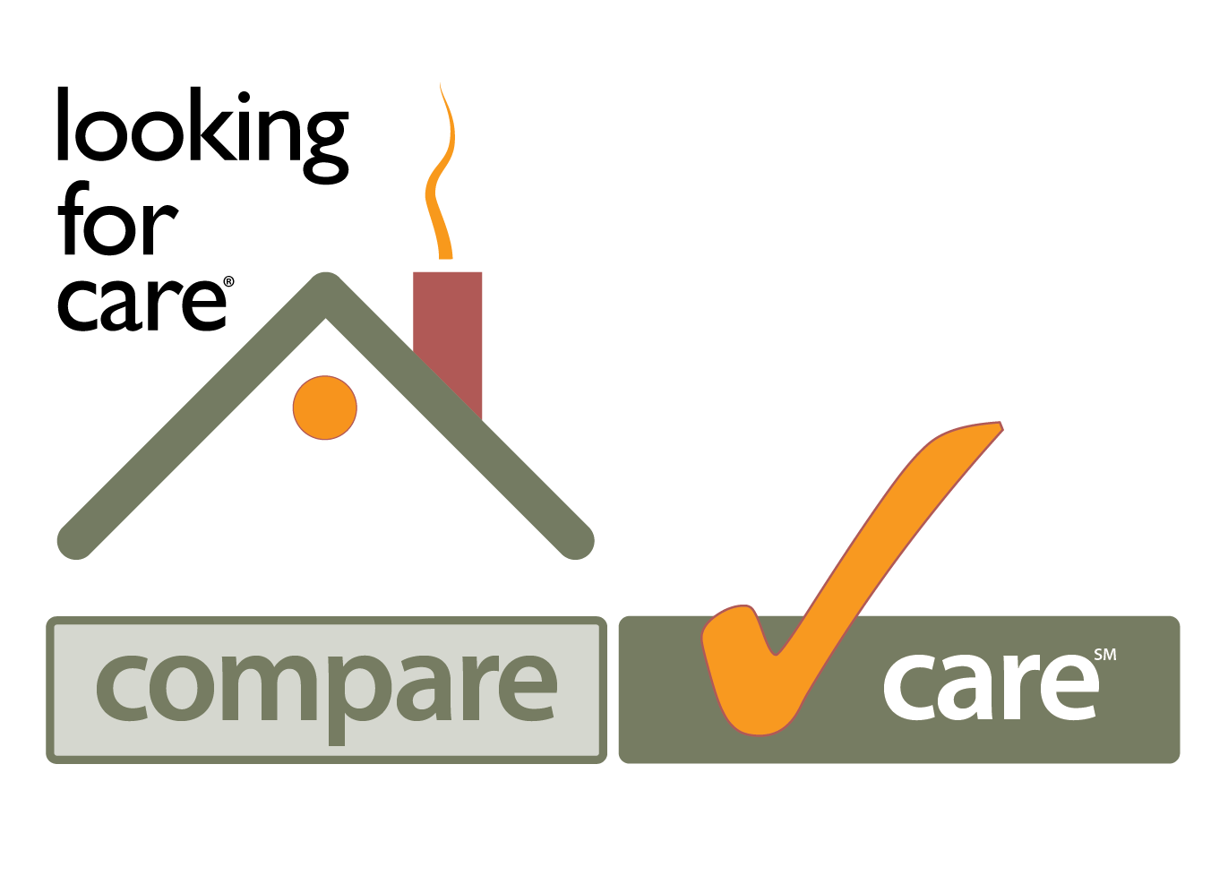 Looking for Care, Inc. Corporate Logo Transparent